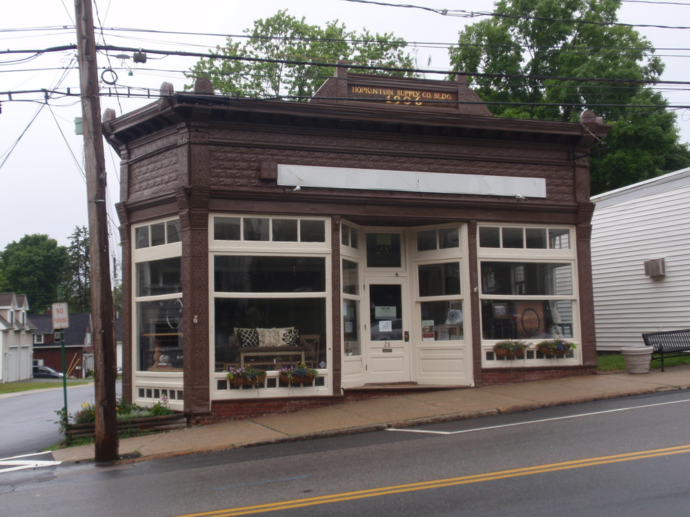 28 Main Street  - the Hopkinton Supply Company Building