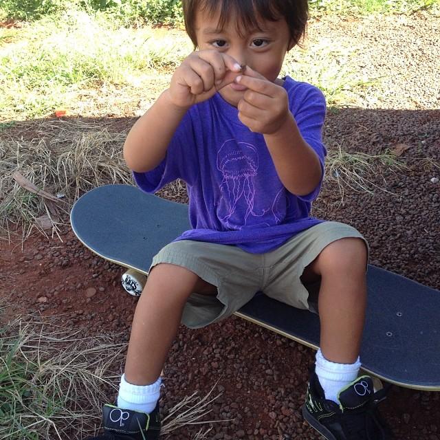 ambermalialaka skate aloha exchange, kauai shopping.jpg