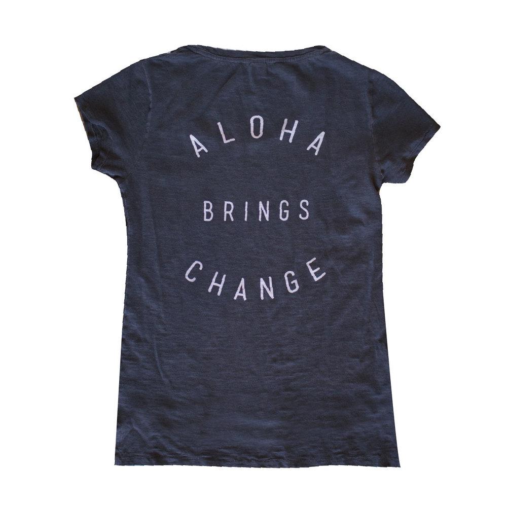 Aloha Brings Change