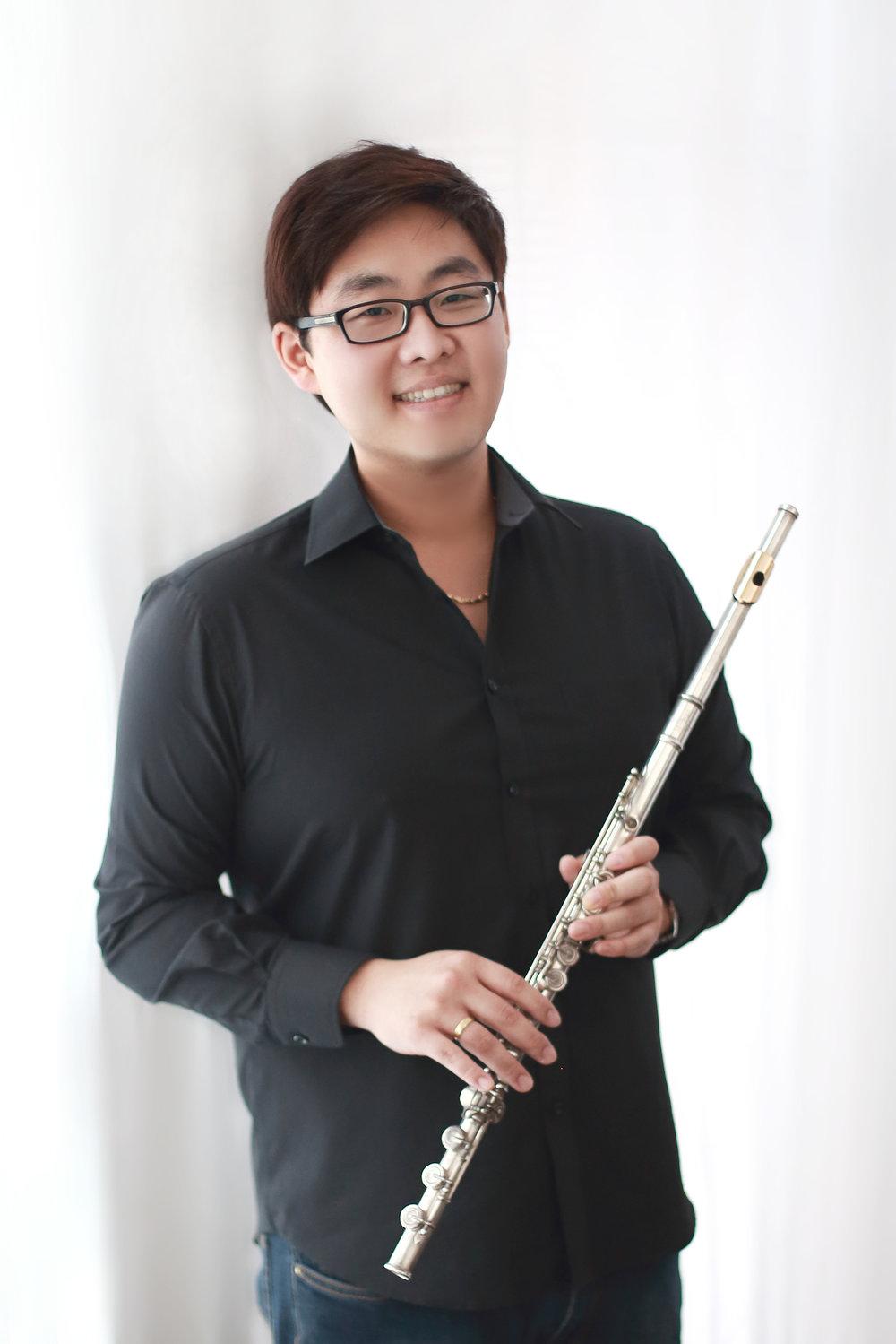 Flute with Daniel (D.Mus.)