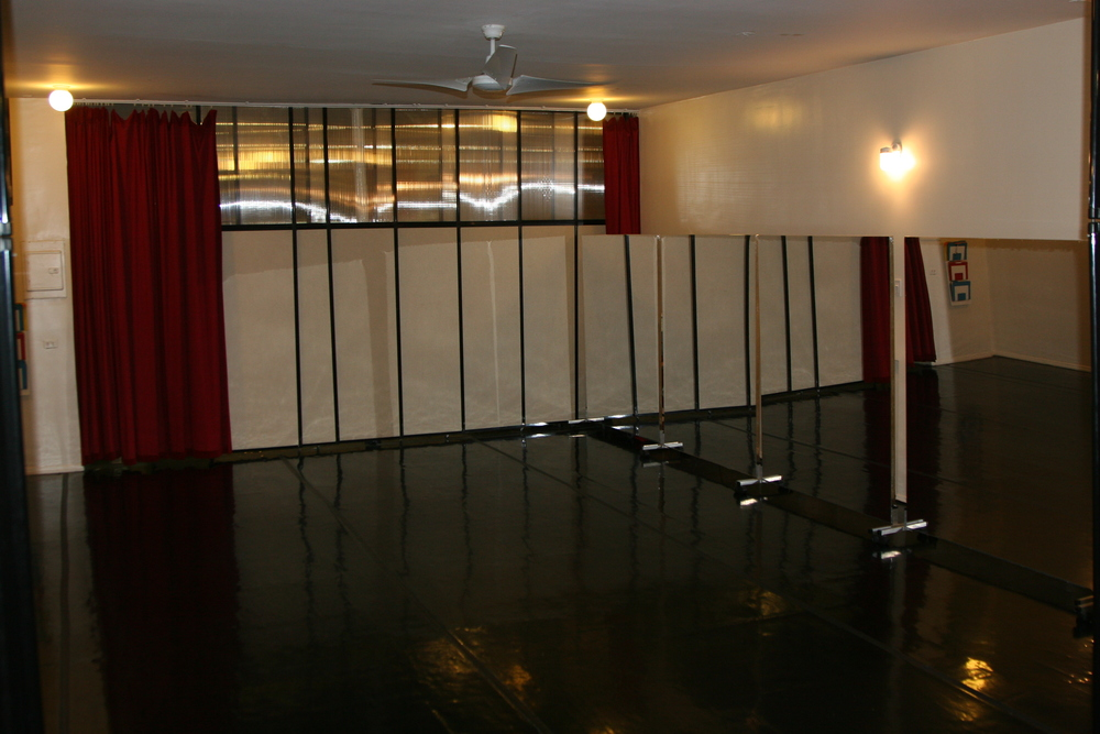 Dance Studio at WMAAC