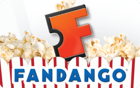 $15 Fandango Movie Gift Cards