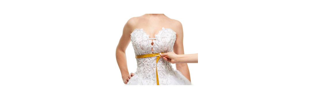 Get into the Dress for the Rest of Your Life- (Staying Fit)
