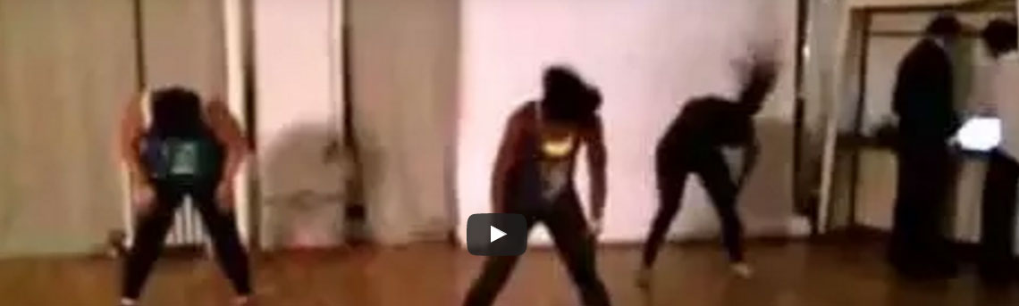 Fit4Dance Students Represent at Adelante Studios Holiday Party- CHeck out the video