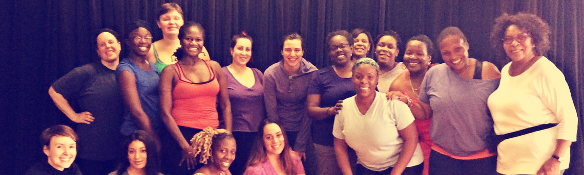 Fit4Dance Hosts a Successful Post Thanksgiving Zumba Class