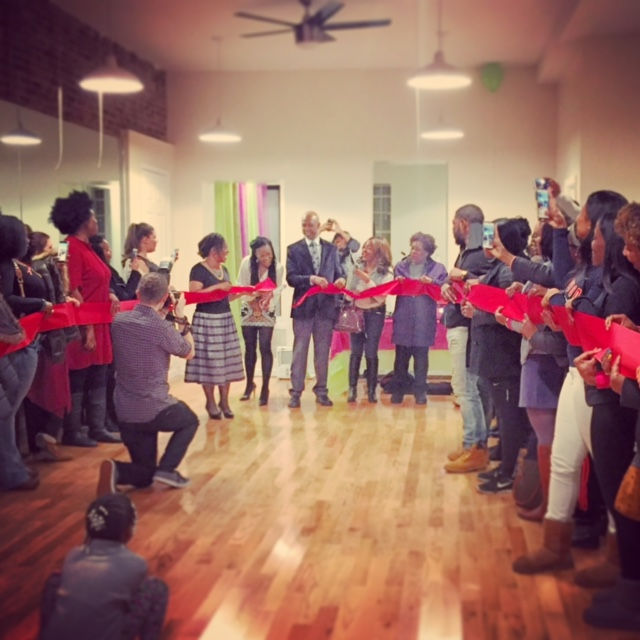 Fit4Dance Ribbon Cutting & Grand Opening Ceremony
