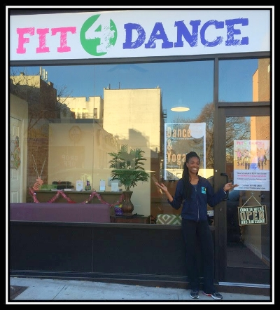 Fit4Dance highlighted by the BOC Women's Business Center