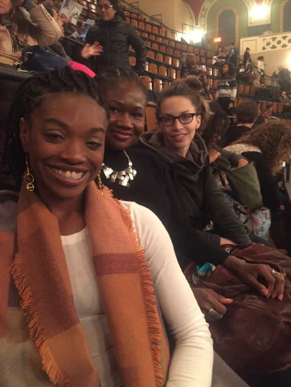 Alvin Ailey Holiday Field Trip