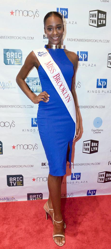 Meet Miss Brooklyn: Brittney Hollingsworth