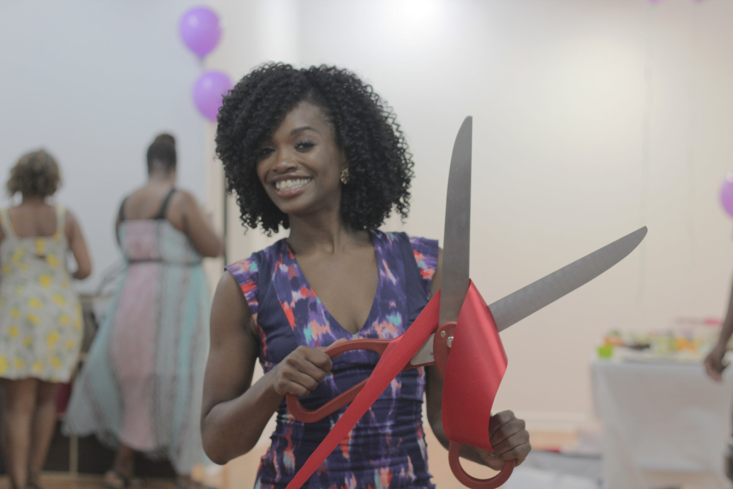 Fit4Dance Ribbon Cutting Ceremony & Celebration