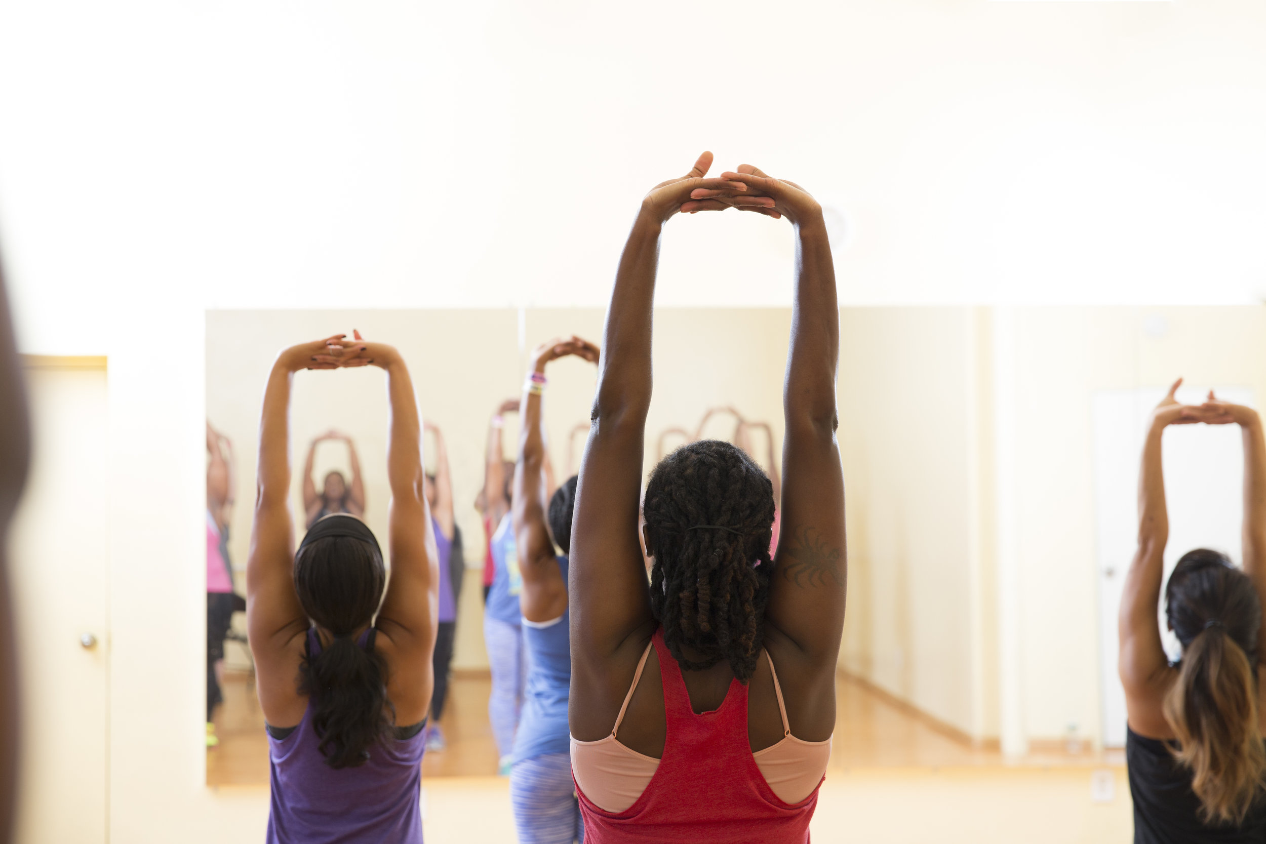 Strength & Stretch Classes