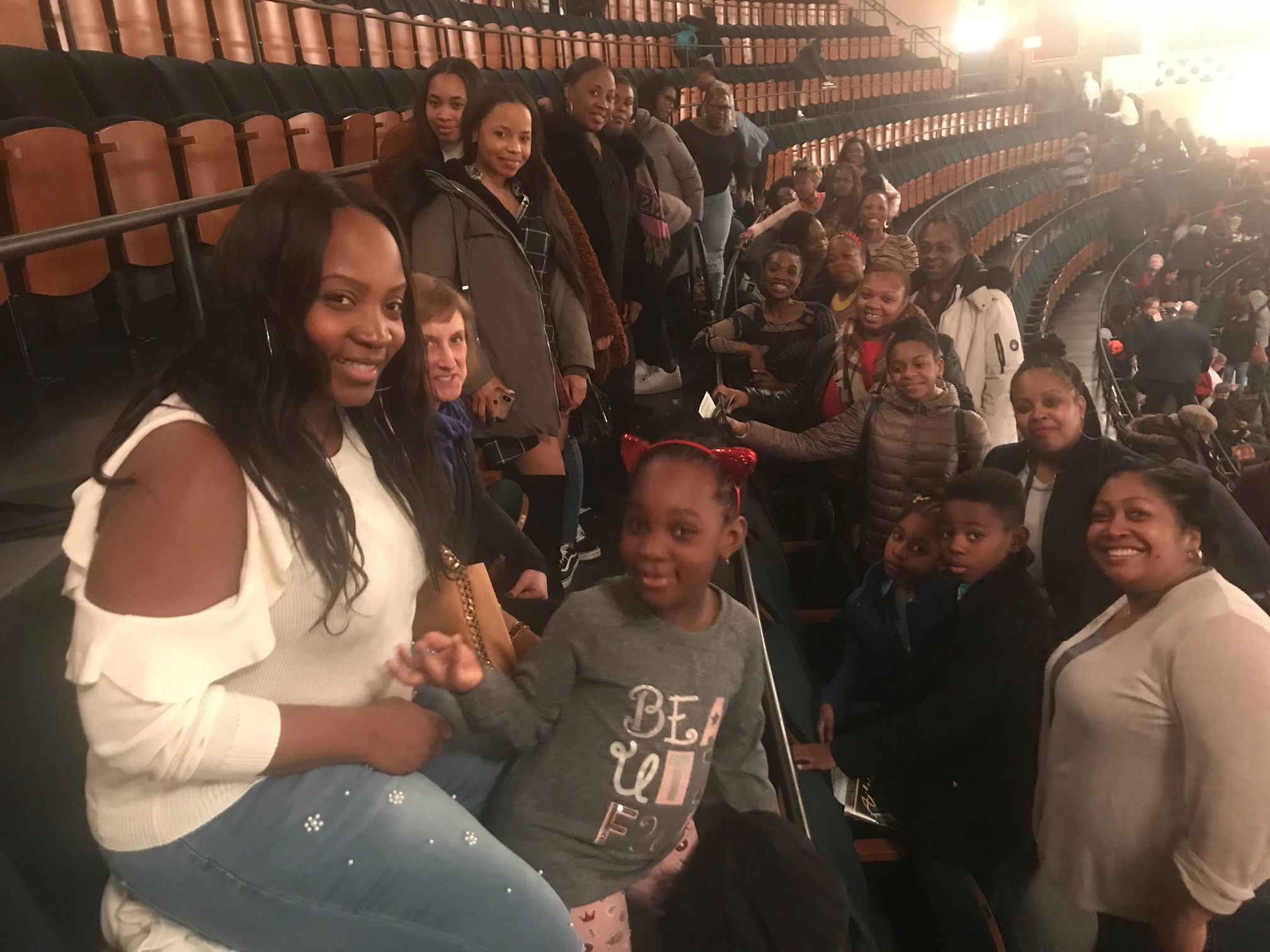Fit4Dance Field Trip to 60th Anniversary Alvin Ailey Dance Performance