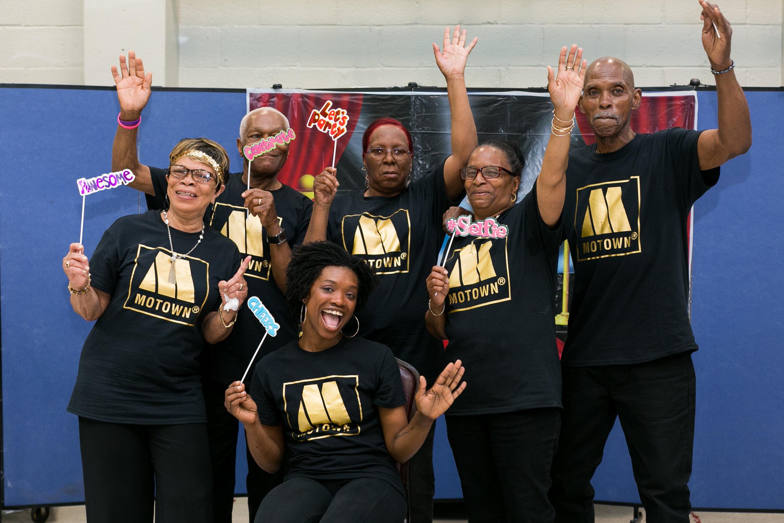 SU-CASA Motown Dance Showcase - Teresa Moore Senior Center