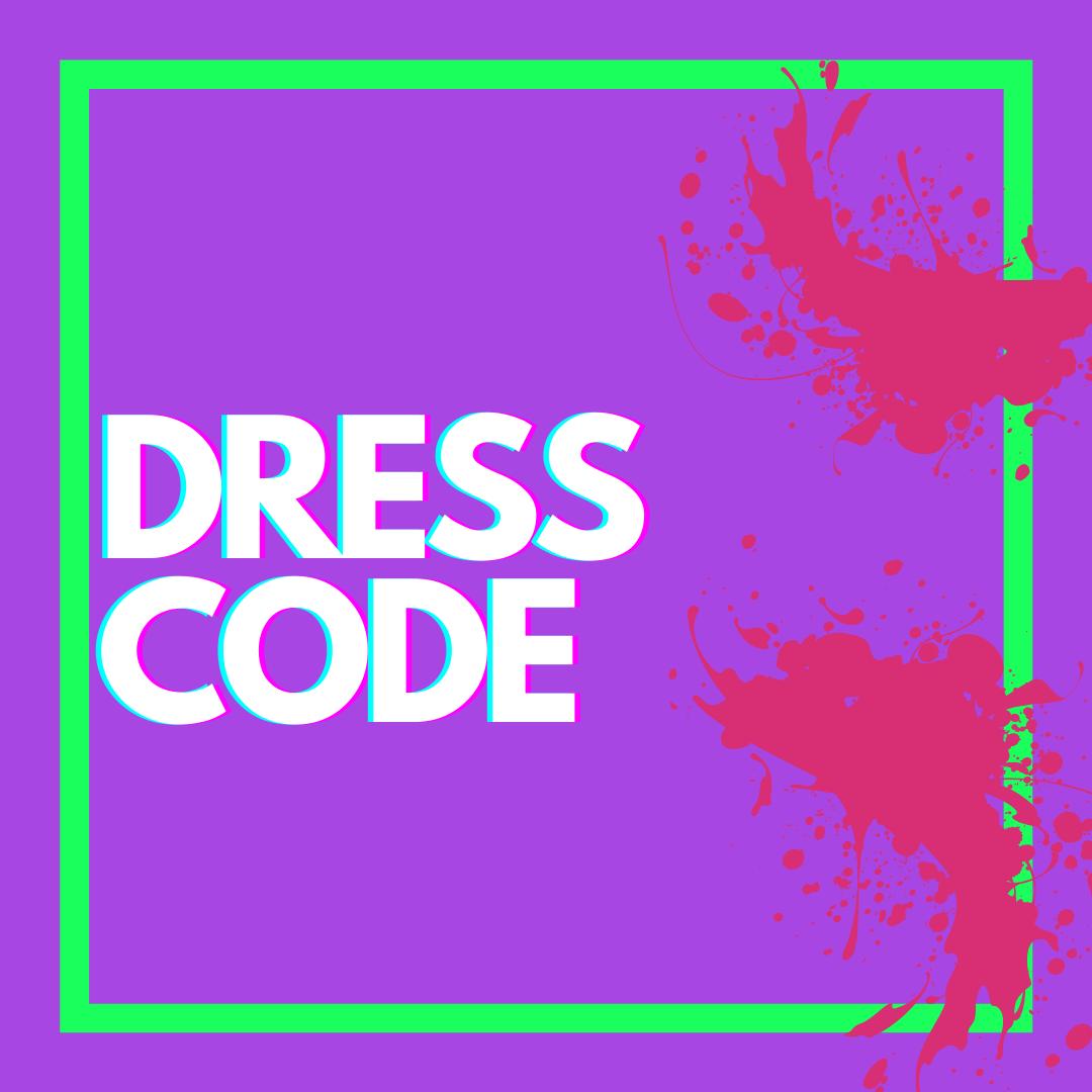 Dress Code 2018-2019