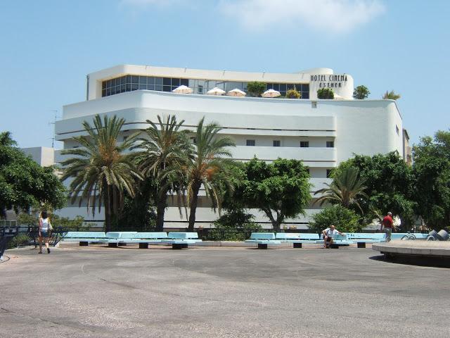 Hotel Cinema, Tel Aviv