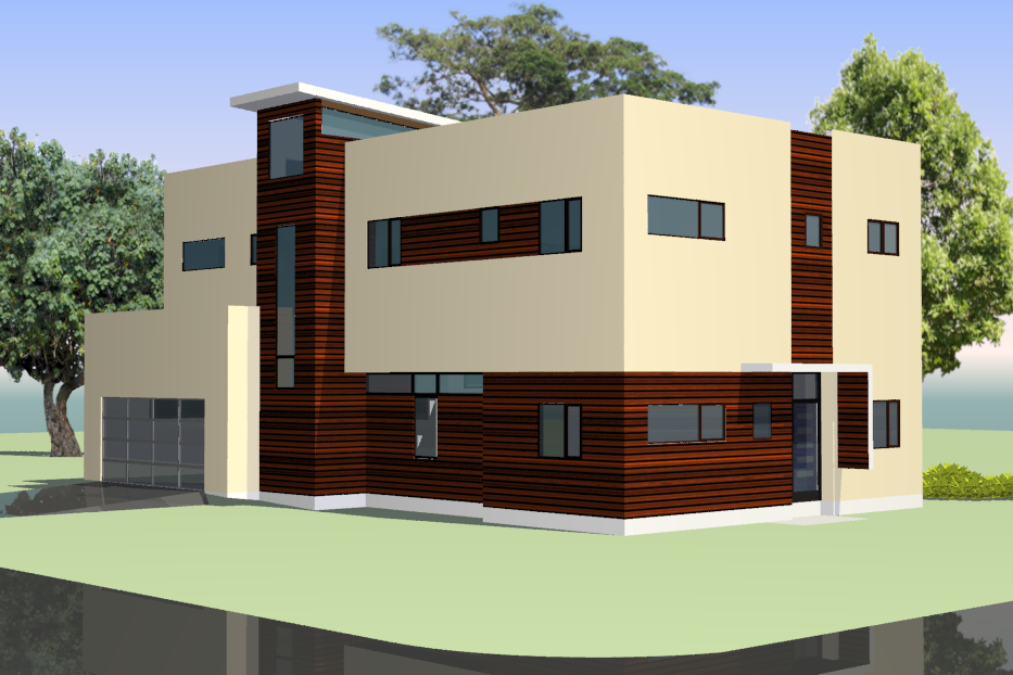 A 2,500 sf single family home in the Holly Street neighborhood of central East Austin. Jay Bolsega is heading the design and production efforts.