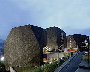 Parque Biblioteca, Medellin, Columbia