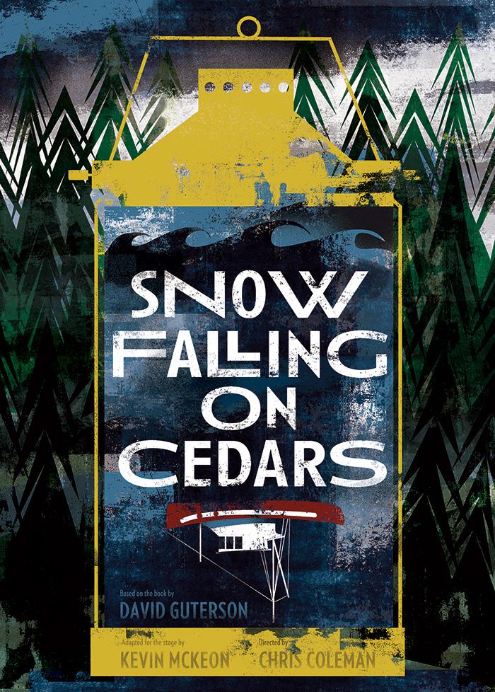 snow falling on cedars the