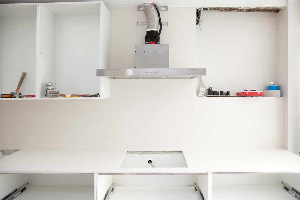 Cabinet Installation | Fixture Installation | Countertop Installation
