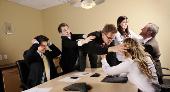 Rezultat iskanja slik za konflikti na delovnem mestu