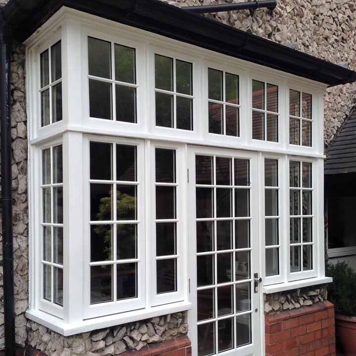 Timber Windows Hoylake, Wirral.