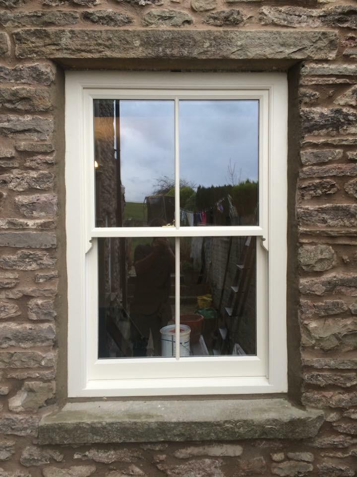 sash windows Kirkby Stephen