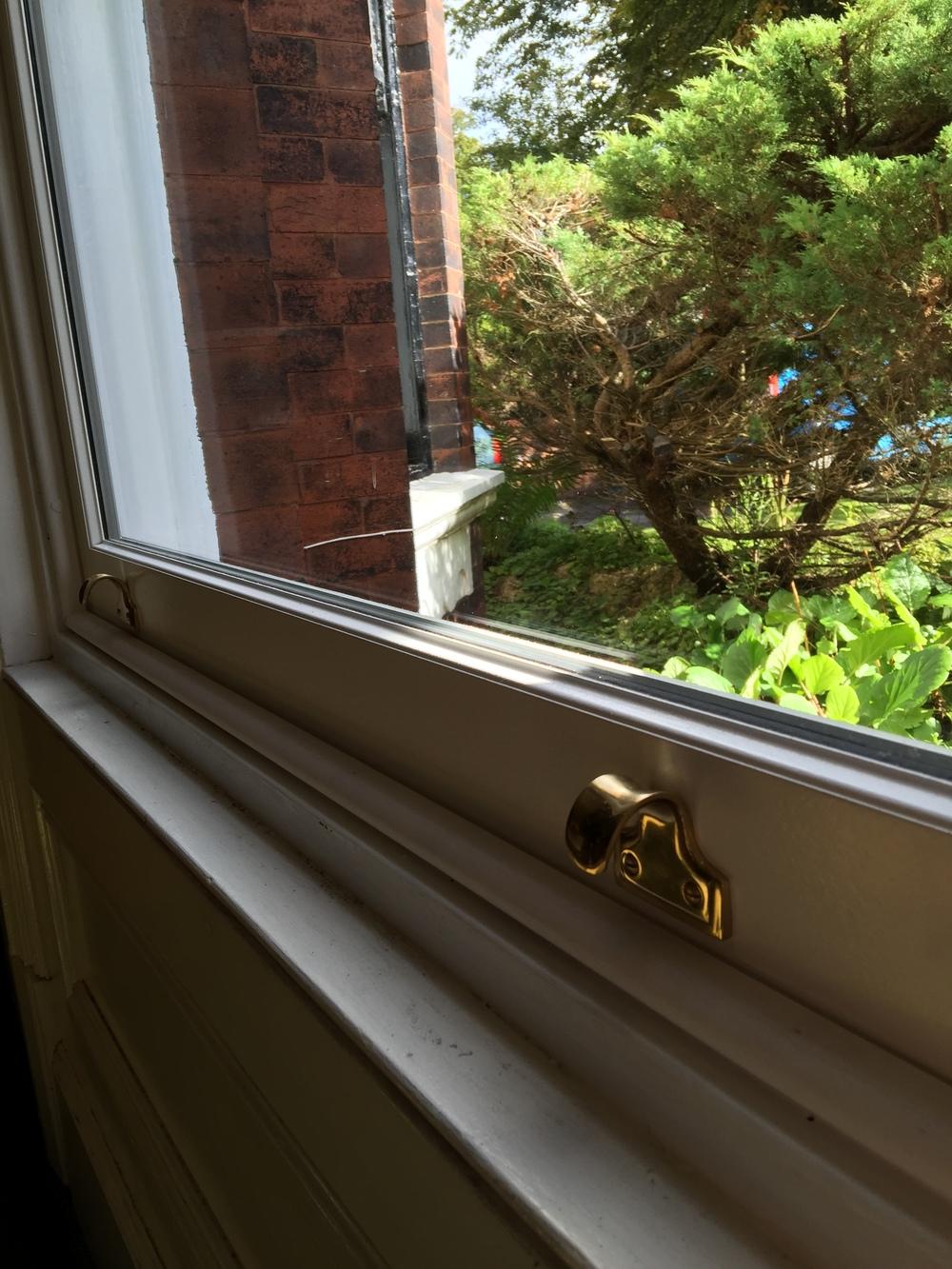 Double glazed sash window Merseyside