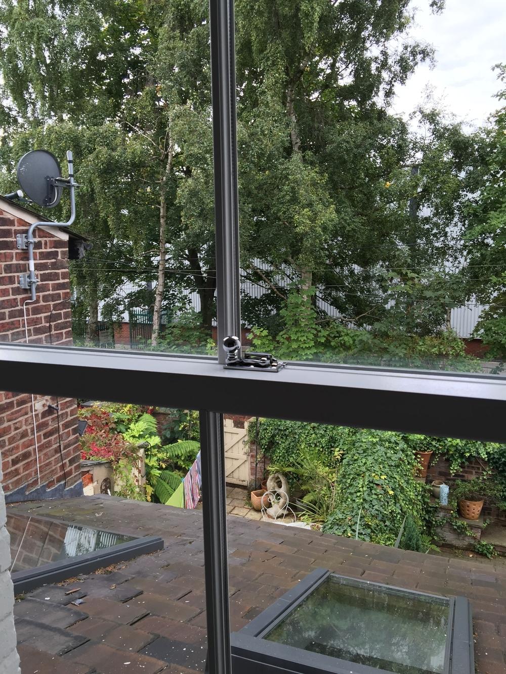 sash window double glazing Cumbria