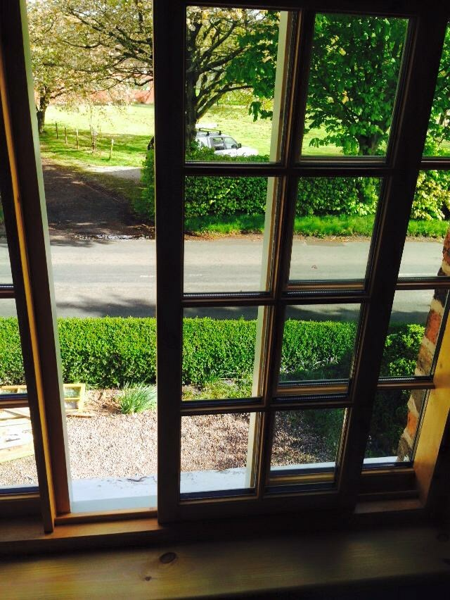 Sash windows Crosby
