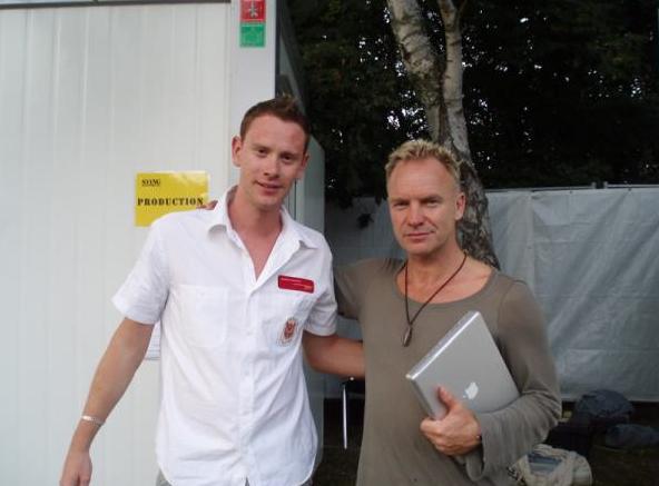 Joel & Sting