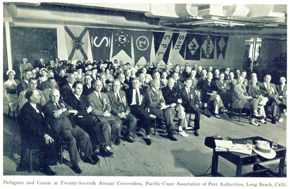 1940 Annual Conference, Long Beach