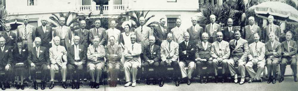 1937 Annual Conference, San Francisco