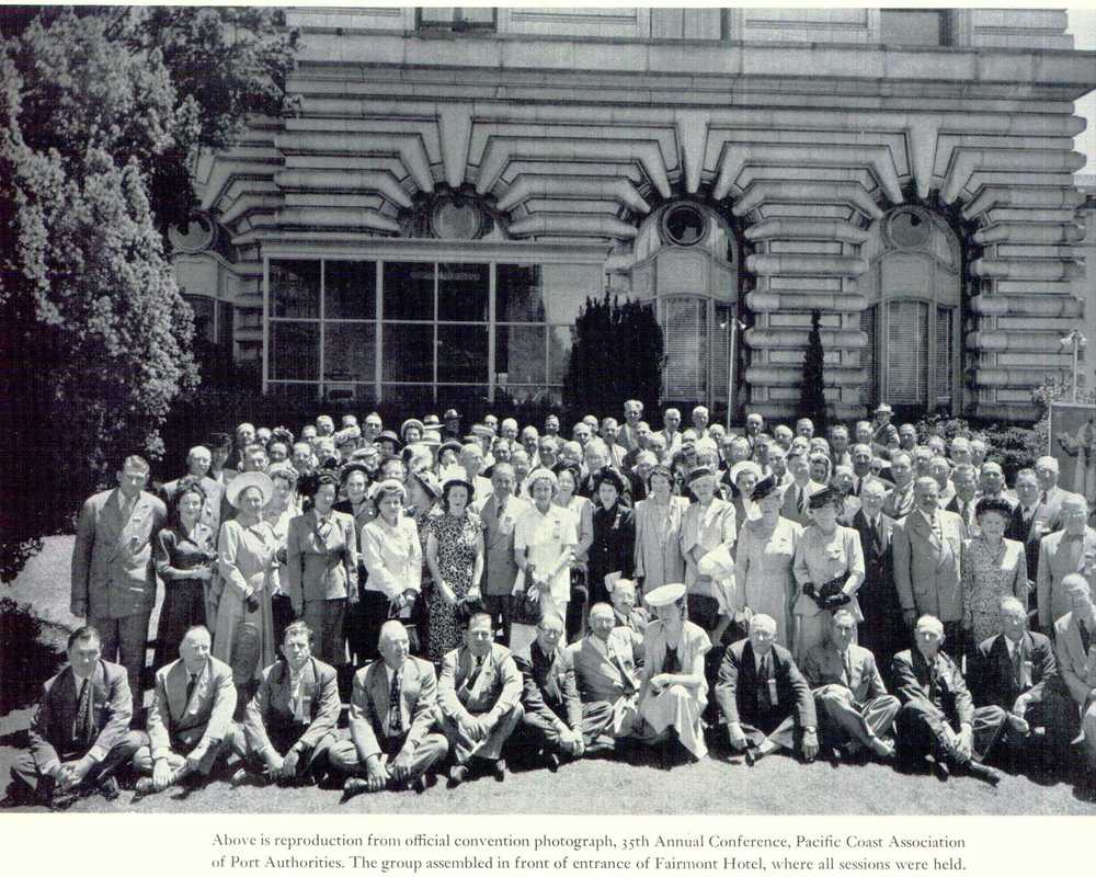 1948 Annual Conference, San Fransisco