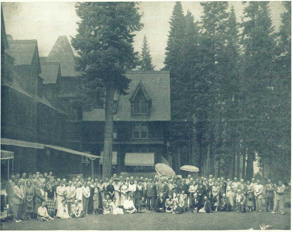 1950 Annual Conference, Lake Tahoe