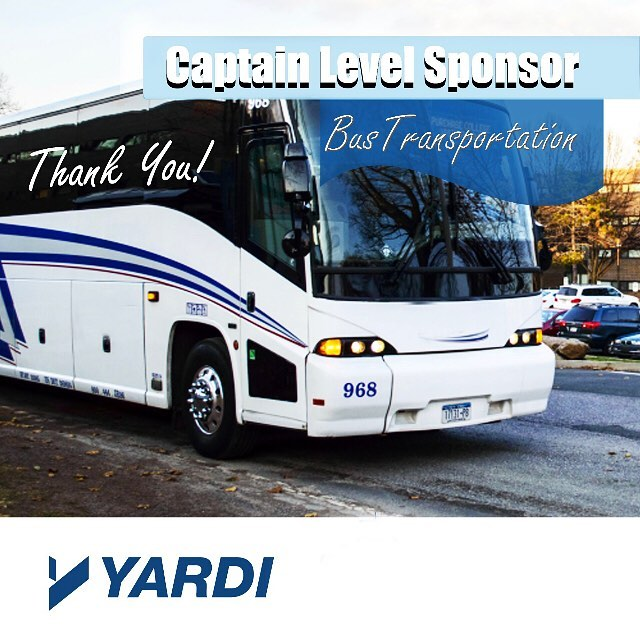 Thank you for supporting our annual conference by sponsoring transportation, @yardisystems!  #yardi #pacificports #appac19