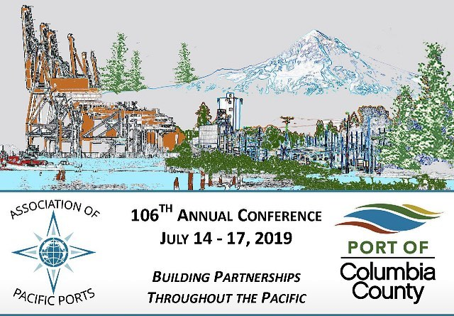 Registration is open! Register now and save $200. #pacificports #appac19