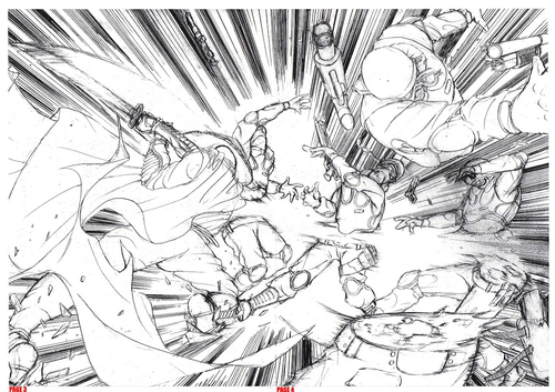 Concept illustration 3 for Demon Prince example page (pencils).jpg