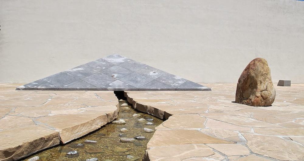 Isamu Noguchi, Calfiornia Scenario Sculpture Garden