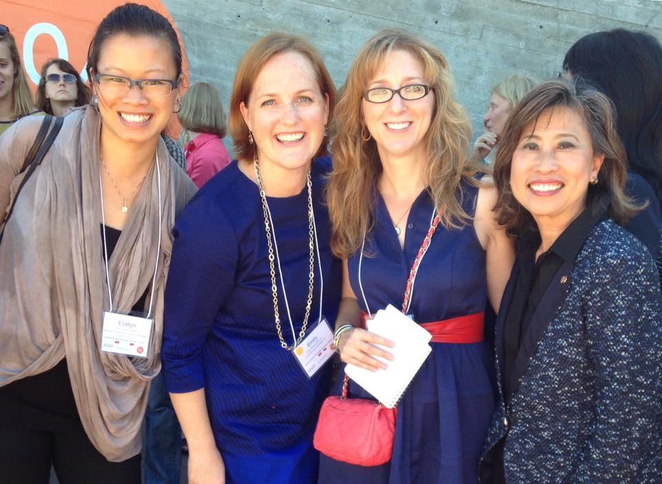 Evelyn Lee AIA, Emily Grandstaff-Rice AIA, Virginia Marquardt AIA, Elizabeth Chu Richter FAIA,
