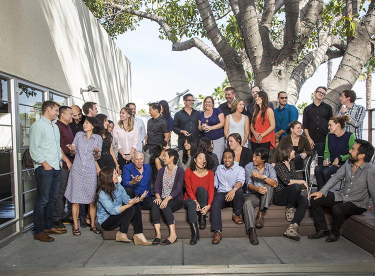 Ehrlich Architects winners of the 2015 AIA Firm Award photo courtesy of Miranda Brackett