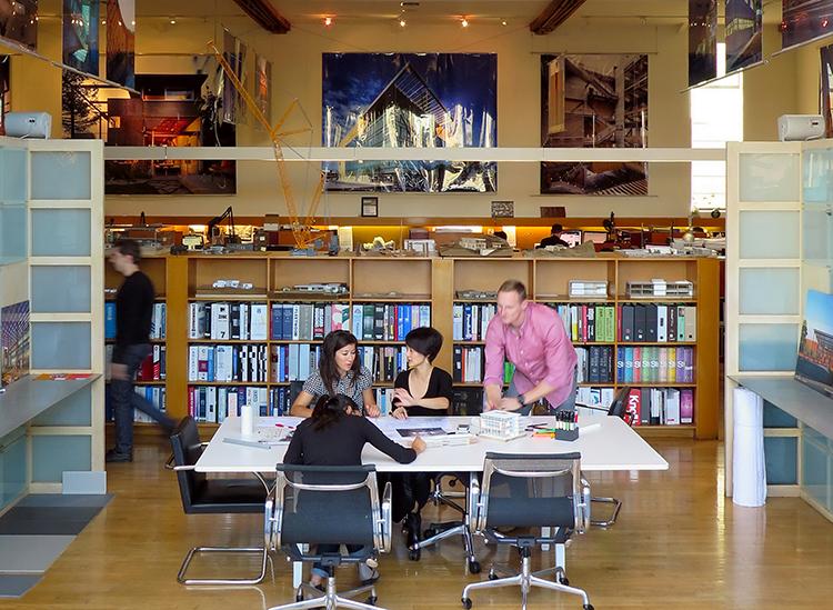 photo courtesy of Ehrlich Architects