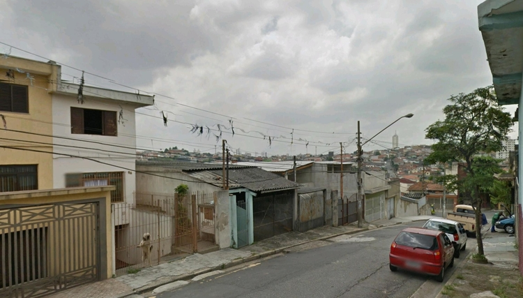 Hollingsworth's family home in Sao Paulo, Brazil (left). When she met the architect of her family home, Rosana, she knew she wanted to be an architect. Her family saved for years to buy the land, hire an architect and build a home. She lived there from 10 to 28 before moving to the United States.