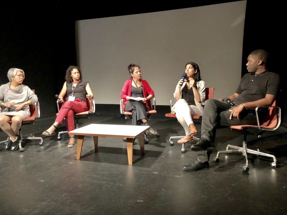 Vision Panel - Photo by Rosa Sheng