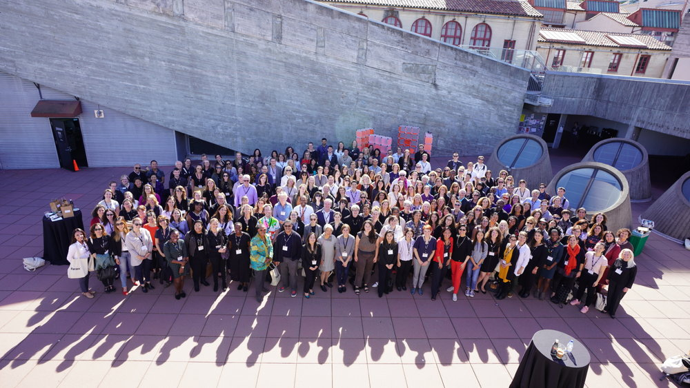 2016 EQxDM3 Symposium at San Francisco Art Institute - Group Photo