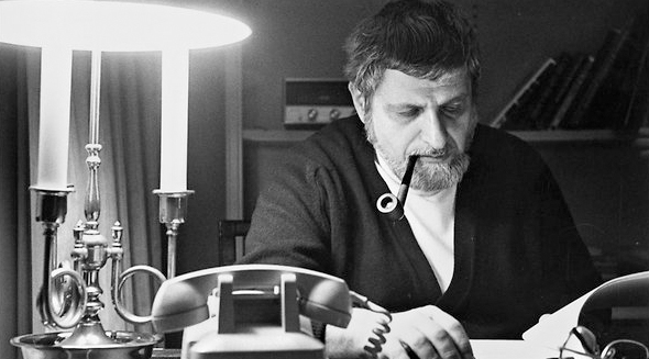 "Sidney Aaron ""Paddy"" Chayefsky, 1923-1981"