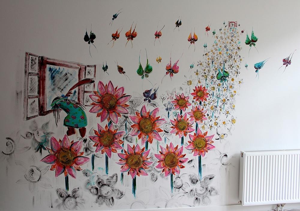 Araceli's room