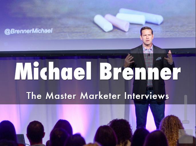 The Illustrious Michael Brenner