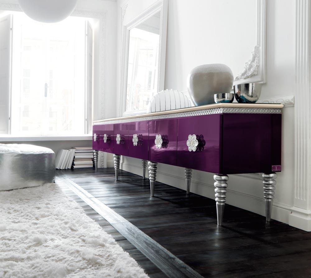 violet console