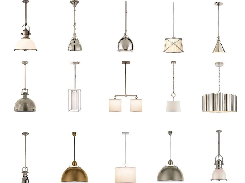 Pendant lighting  sc 1 st  LIV Design Collective & Visual Comfort Lighting - Pendants u2014 LIV DESIGN COLLECTIVE azcodes.com