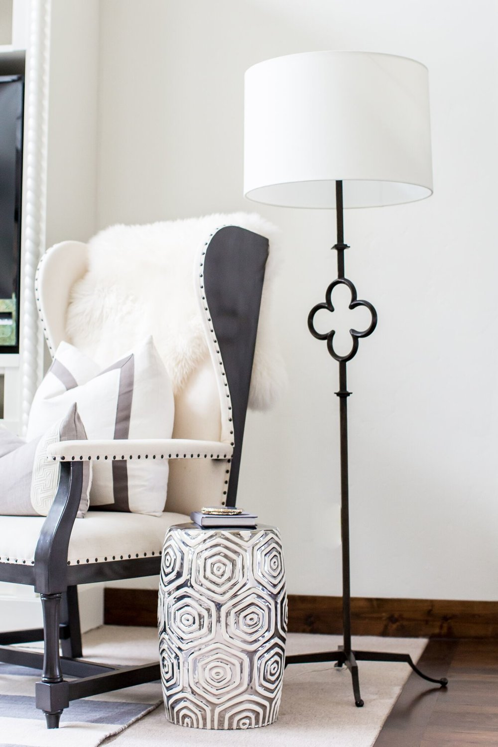 Floor Lamps, Tables Lamps And Task Lamps Should Be Found All Around A Space  For Multiples Uses And Lighting Control. Plus, Arenu0027t These Lamps Cute?